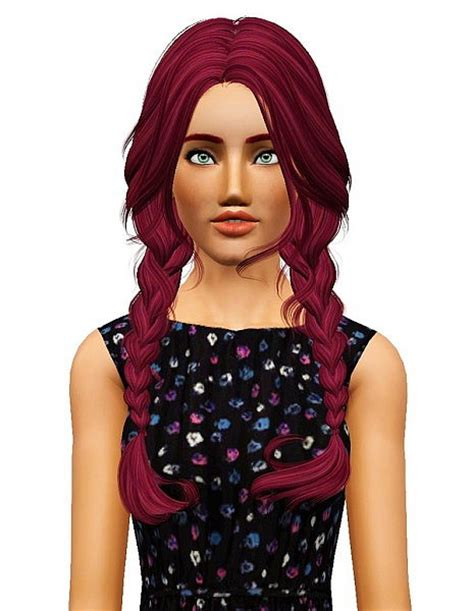 1800s hairstyles for sims 3 sc3h 1830 hairstyle the sims 3 catalog