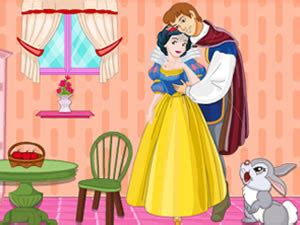 snow white doll house princess snow white wedding doll house kids games online kidsgames4all com