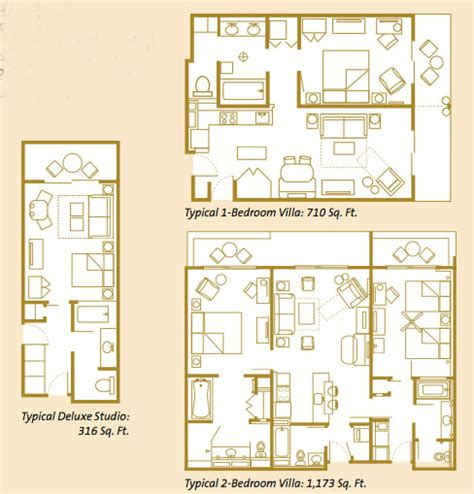 Animal Kingdom 2 Bedroom Villa Floor Plan by 301 Moved Permanently