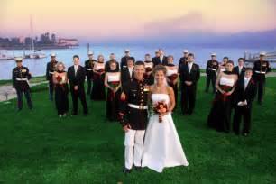 Bridal Dresses Saluting Military Wedding Traditions