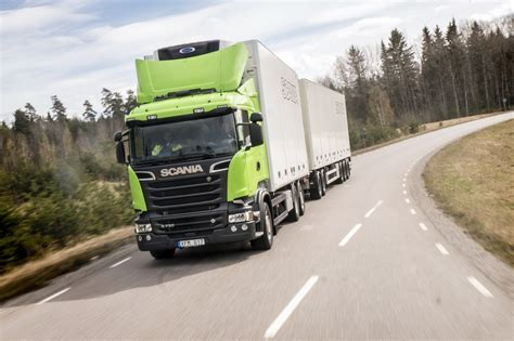 scania truck vw might sell trucks division due to emissions scandal