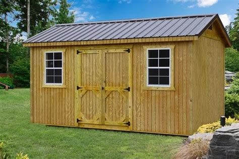 Wood For Outdoor Shed