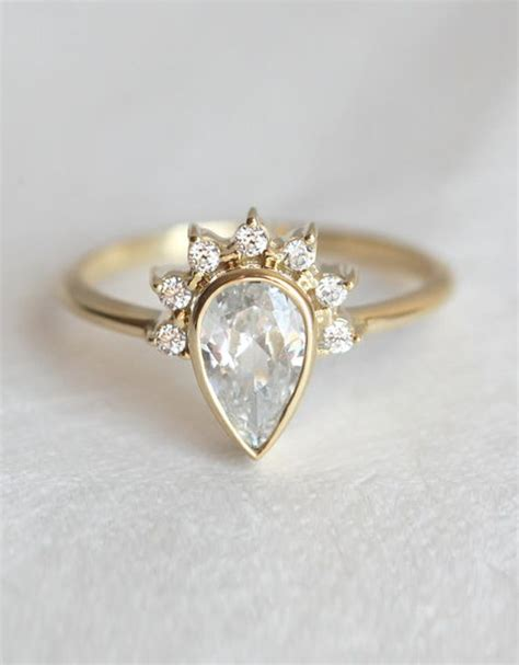 17 best ideas about unique wedding rings on