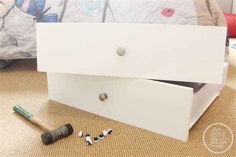 diy under bed drawers 12 diy under bed storage drawers ideas tierra este 5536