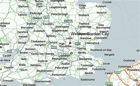 Weather Garden City by Welwyn Garden City Location Guide