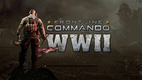 Mod Game Frontline Commando | frontline commando ww2 ver 1 1 0 apk mod for android