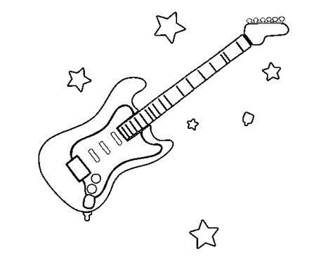 imagenes para dibujar rock imagenes guitarras para dibujar imagui