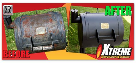 Bbq Grill Paint by Xtreme Temperature Coating High Temperature Paint
