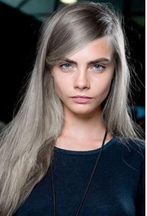 hiustrendit 2015 tumblr granny hair 2015 ovvero capelli grigi