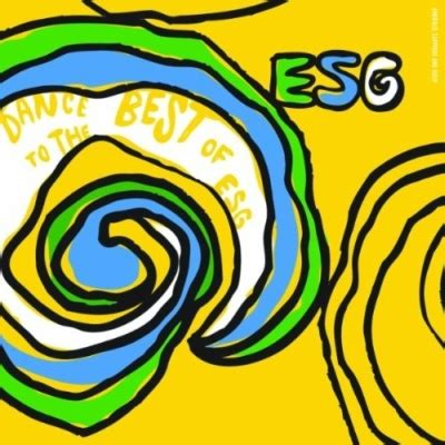 Esg Sailin Da South Vinyl - esg to the best of esg