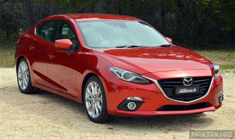mazda sedan cbu mazda 3 sedan estimated specs price unveiled