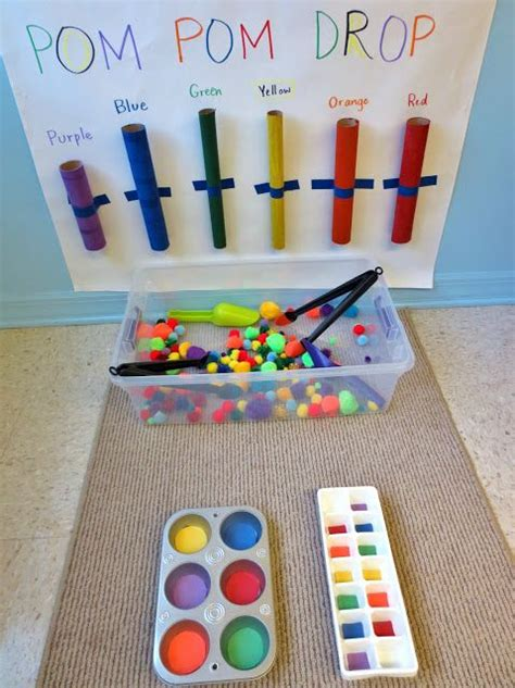 colour themes for preschoolers 44 best images about creative curriculum ideas with