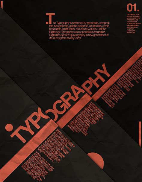 design poster type typography inspiration text art from deviantart design
