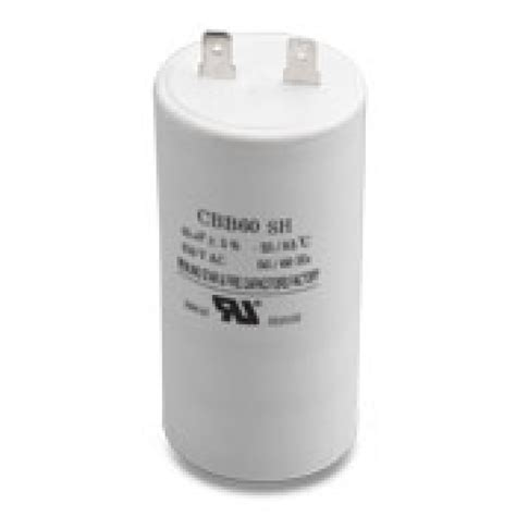 capacitor rating for 5hp motor kiln direct