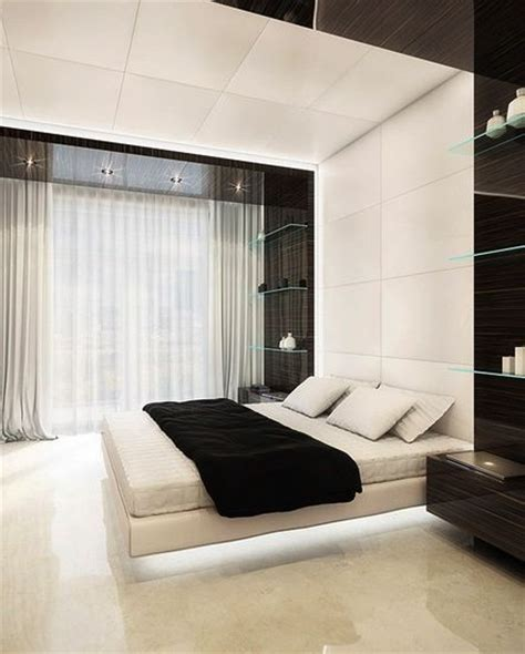 ultra modern bedroom 30 stylish floating bed design ideas for the contemporary