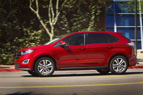 ford edge 2016 2016 ford edge review ratings specs prices and photos