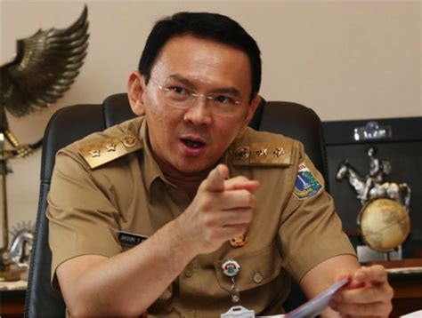 ahok independent ahok charged with one year imprisonment and two years