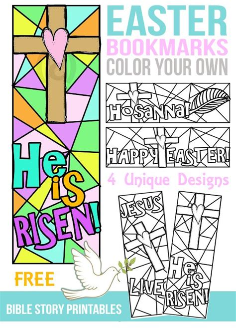 printable color your own bookmarks the 25 best christian kids crafts ideas on pinterest