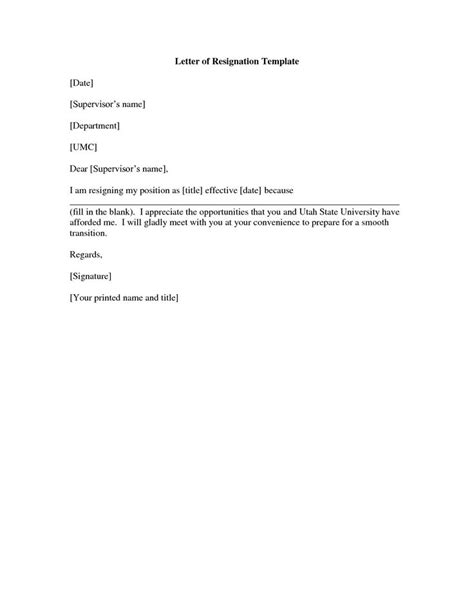 7 best two weeks notice letter images on free printable letter of resignation and