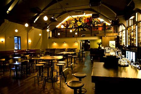Top Bars Melbourne by Foresters Pub Dining Smith Bars City