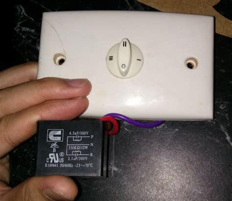 clipsal  speed fan controller wiring diagram