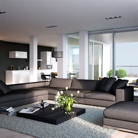 modern apartment visualizations of modern apartments that inspire