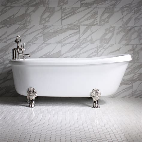 Jetted Clawfoot Tub Sansiro Water Whirlpool Jetted Vintage Clawfoot Free