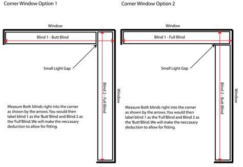 how do you measure window blinds wa blinds
