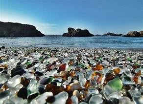 Glass Beach by Another Amazing Collection Of Beautiful Places And Spaces