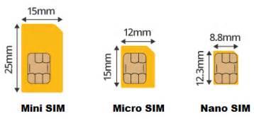 sim card sizes explained convert normal sim to micro sim