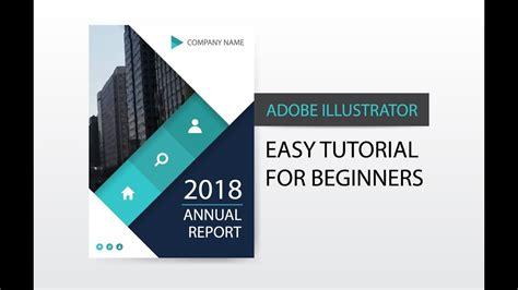 illustrator tutorial brochure design youtube illustrator tutorial how to design brochure annual
