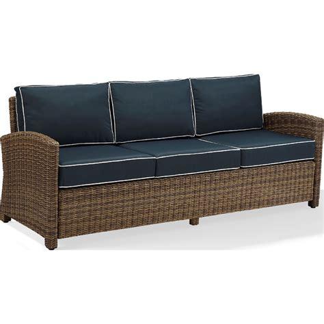 wicker settee cushions outdoor cushions for outdoor wicker sofa sofa menzilperde net