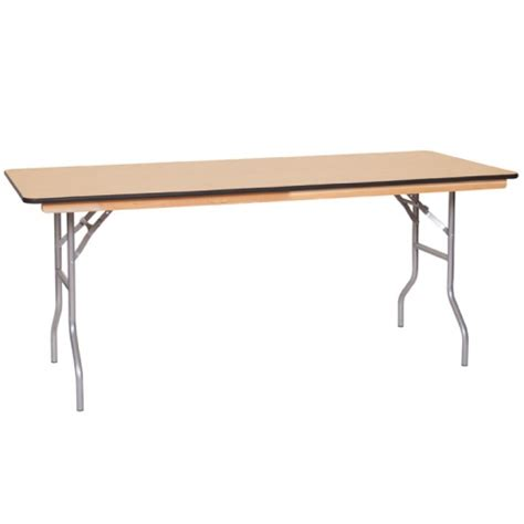 6 foot rectangular table table rentals