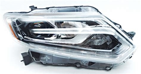 2015 Nissan Rogue Led Headlights by Oem 2014 2015 Nissan Rogue Right Led Headlight L