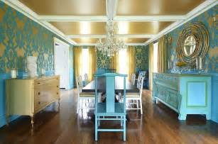 Dining Room Ideas Turquoise Turquoise Dining Room Eclectic Dining Room Plum