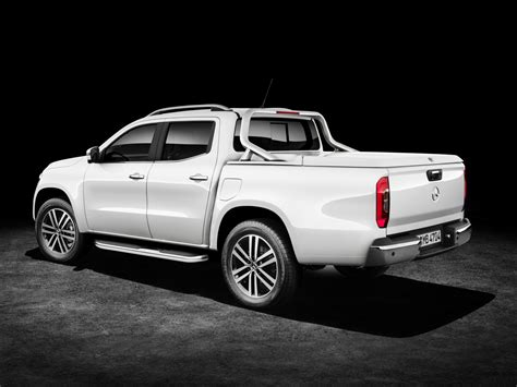 mercedes x class unveiled looks to upstage the vw amarok