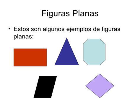 figuras geometricas no planas figuras planas ii