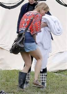 Jones Gets The Boot by Renee Zellweger Wears A Boot And A Flipflop Before For