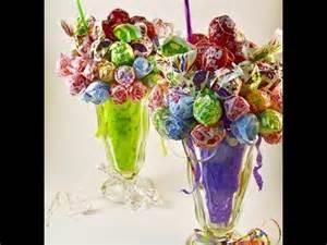 Dum Dum Lollipop Centerpieces by Edible Candy Bouquet Lollipop Malt How To Video