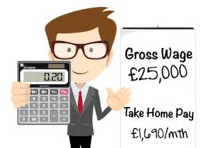 how to calculate take home pay income tax calculator find out your take home pay
