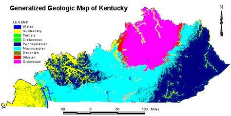 kentucky geologic map strata of quaternary age kentucky geological survey site