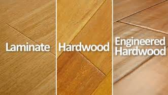 Hardwood Or Laminate hardwood vs laminate vs engineered hardwood floors what