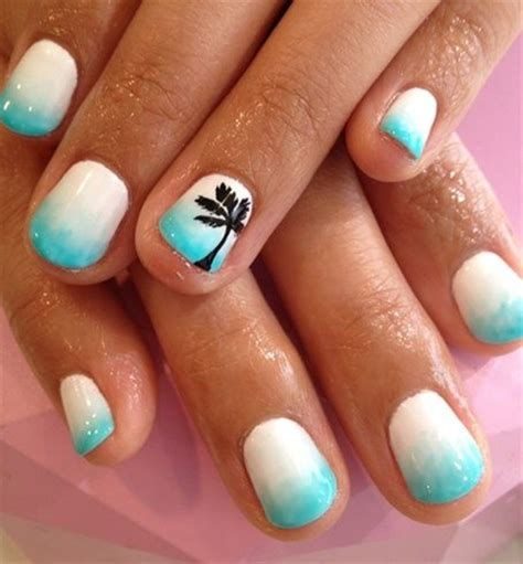 nail polish colors for the beach for women over 50 101 beautiful short nail art ideas