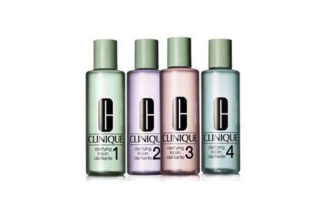 Clinique Toner back to basics with clinique canadian