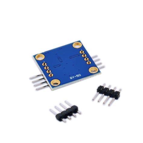 3 Axis Sensor Arduino by Arduino 3 Axis Digital Gyroscope Sensor Module