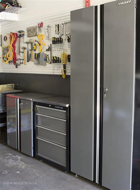 Father's Day Garage Makeover   Garage Organization Ideas