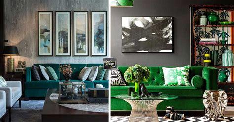 Grigio E Verde by Soggiorno Grigio E Verde Ecco 15 Esempi Per Farvi Un Idea