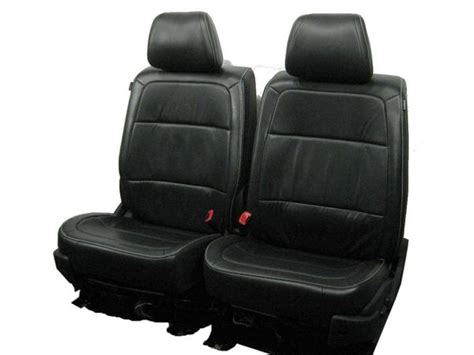 Oem Seat Upholstery Replacement by Replacement Ford Flex Oem Heated Leather Front Seats 2009
