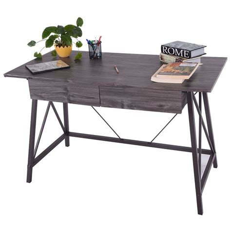 writing desk computer table 1000 ideas about wood writing desk on office
