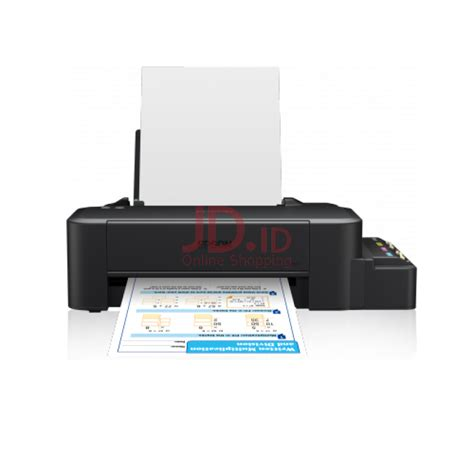 Printer Epson Seri L120 jual epson l120 printer jd id